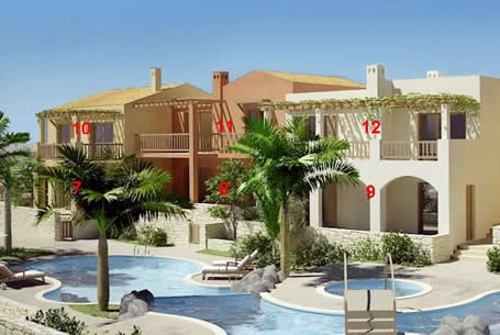 Buy A Seafront House In Crete. Seafront Villas Crete, Apartments,  Properties. | Panorama Seafront Homes II