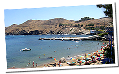 Invest in seafront property in Crete.