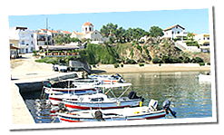 Seafront Real Estate in Crete.