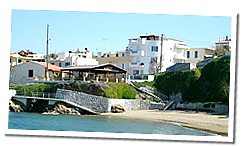 Buy seafront houses in Crete.